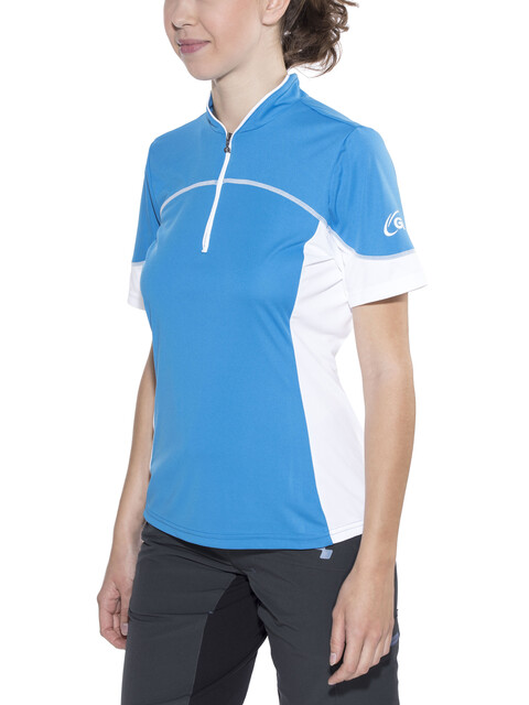 Gonso Jave Bike-Shirt Damen blue aster